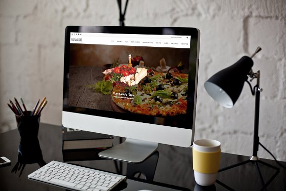 Narya v1.0 – WordPress Food Blog Theme
