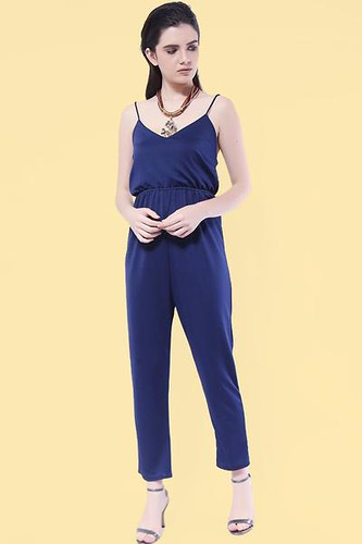 Straight Up Jumpsuit