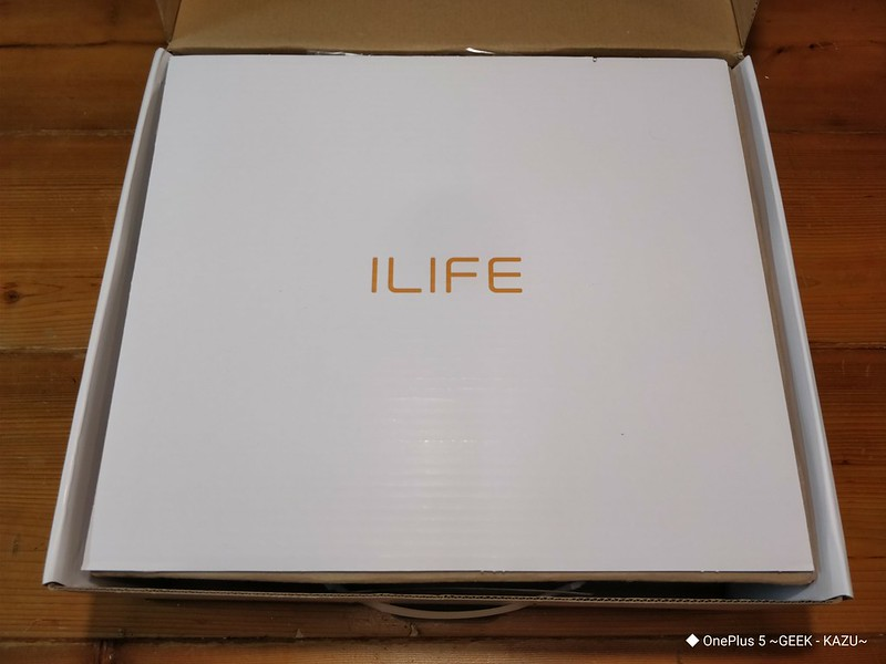 ILIFE A4S ロボット掃除機レビュー (10)
