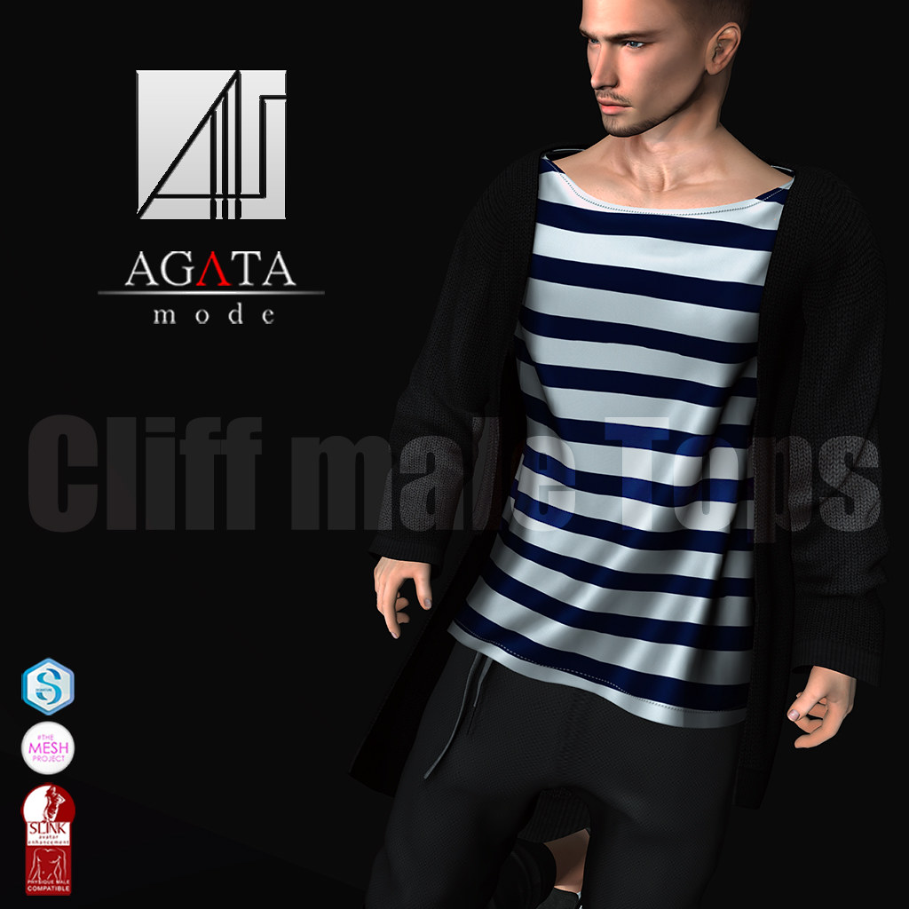 Cliff male tops @ HME