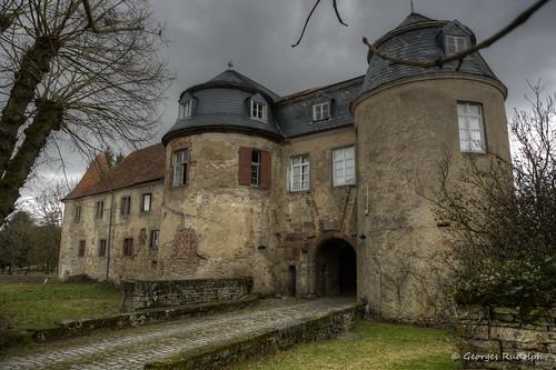 Le château de Lorentzen