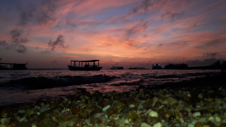 Por do sol em Santarém - Foto: Adailton Viana Soares
