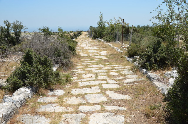 Via Tauri, Asia Minor, Turkey