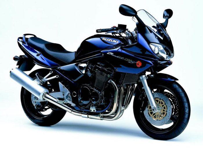 Suzuki GSF 1200 BANDIT 2003 - 0