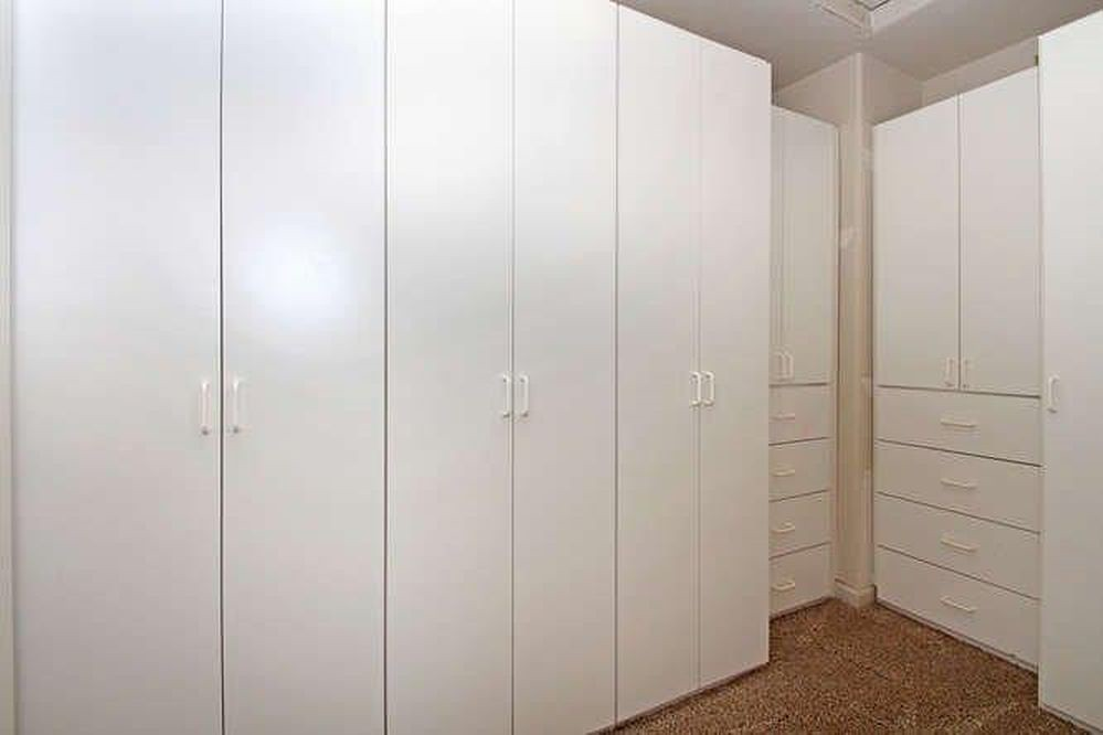 Master Closet off the Master Bathroom
