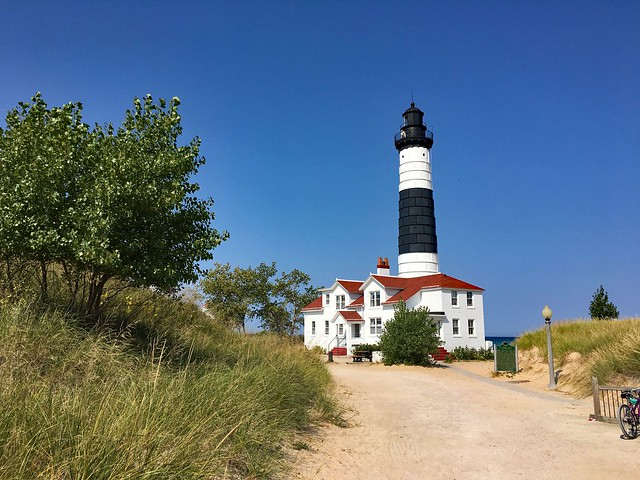 2017 Michigan Lighthouse Tour