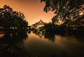 Taipei reflections