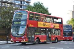 Go-Ahead London General WVL260 LX06EBL
