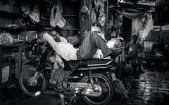 Cambodgien au boulot!