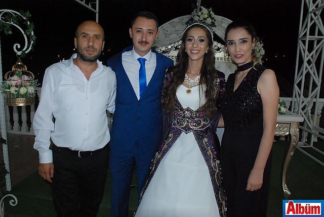 Filiz Kaya, Mustafa Bolat düğün -8
