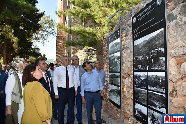Alanya Teleferik resmi açılış töreni - 8