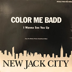 COLOR ME BAD:I WANNA SEX YOU UP(JACKET A)