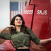 From a NY Pin Up Shoot this Sunday at the American air Power Museum.