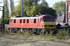 """DB Cargo Rail Class 90/0, 90036 """"Driver Jack Mills"""""""