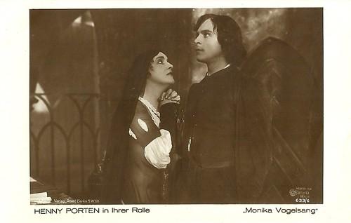 Henny Porten in Monika Vogelsang (1920)