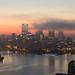 Saturday Sunrise by jimbobphoto
