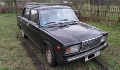В Городокском районе трижды угоняли одну и ту же машину