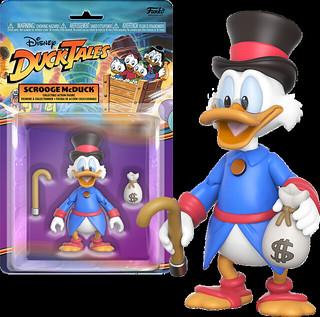鋼鐵人、蝙蝠俠閃邊玩沙!最富有虛擬人物No.1《唐老鴨俱樂部》史高治·麥克老鴨 DuckTales Scrooge McDuck