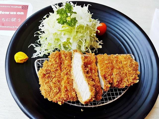 Tonkatsu Pork Loin & Cabbage 2017