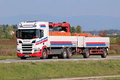 Scania R 450 / Spedition Fürmetz