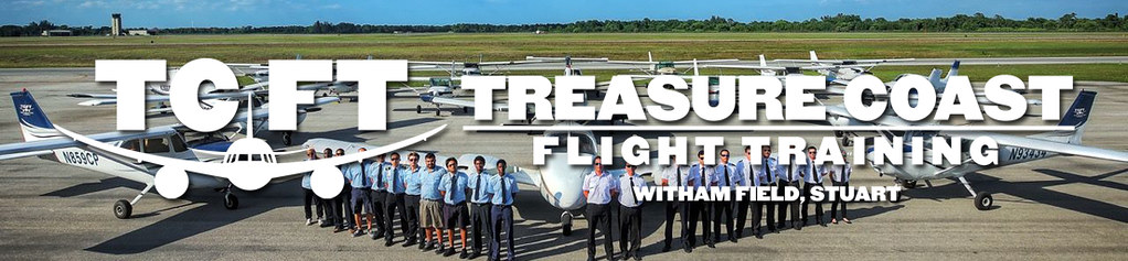 Treasure Coast Flight Training job details and career information