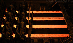 Interpipe steel (metal bars)