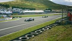 Lucas Alecco Roy (Carlin) & Linus Lundqvist (Double R Racing)
