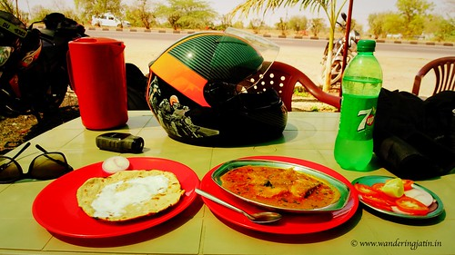My food at Highway Dhaba