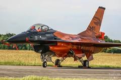 1991 | Fokker F-16A Fighting Falcon J-015