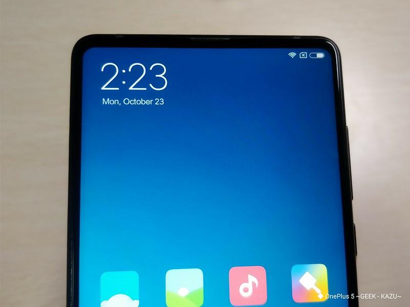 Xiaomi mi mix 2 開封レビュー (40)