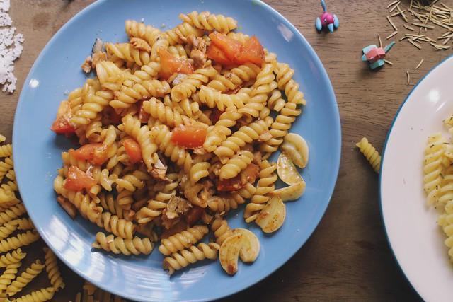 Bangus Pasta Duane Bacon Blogger Lifestyle Health DIY Independent