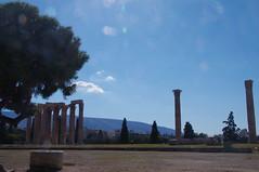 Greece - Athens - Temple of Zeus