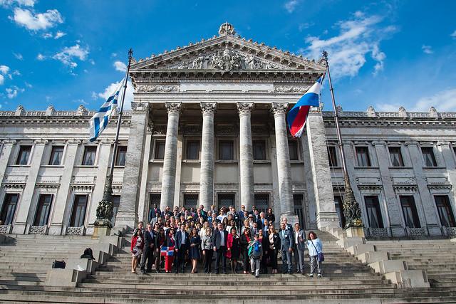 VIII Foro de los Frentes Parlamentarios contra el hambre de ALC - Uruguay 2017