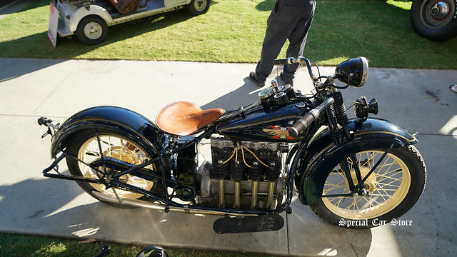 1929 Henderson Model KJ