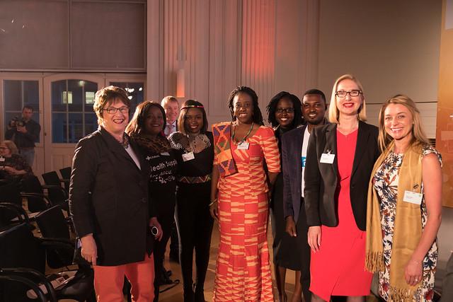 Start-up Night! Africa (Berlin Oct 2017)