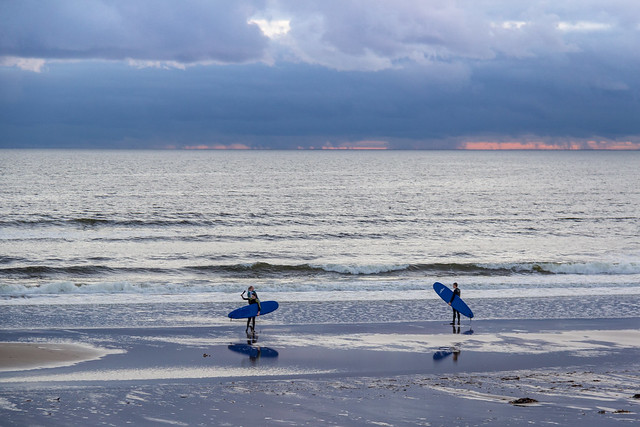 Ireland - Lahinch - Surf