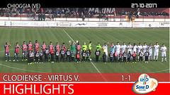 Clodiense- Virtus V. del 27-10-17