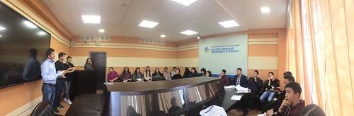 Презентация программ «Мировая экономика» и «Цифровая экономика»