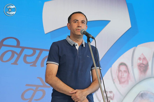 Gurmohan Singh from United States of America