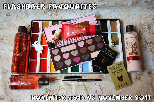 November flashback faves