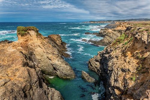 pointcabrillolighthouse statepark marinereserve lighthouse lightstation california ca mendocino united states usa pacific ocean sea shoreline seaside coastline northerncalifornia