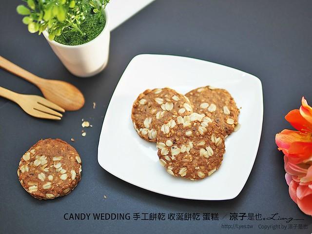CANDY WEDDING 手工餅乾 收涎餅乾 蛋糕 25