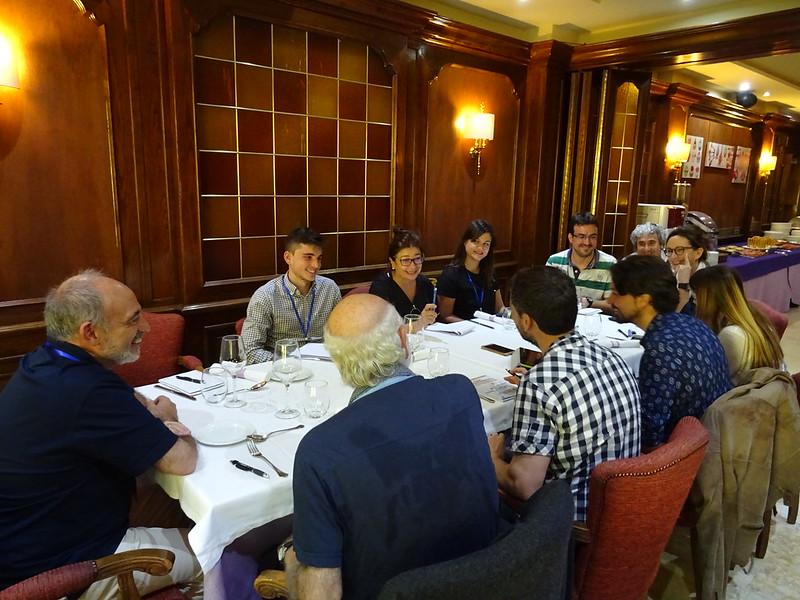 Reunión de corresponsales de Mosaico 2017