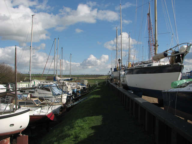Althorne marina