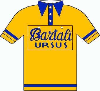 Bartali Ursus - Giro  d'Italia 1950