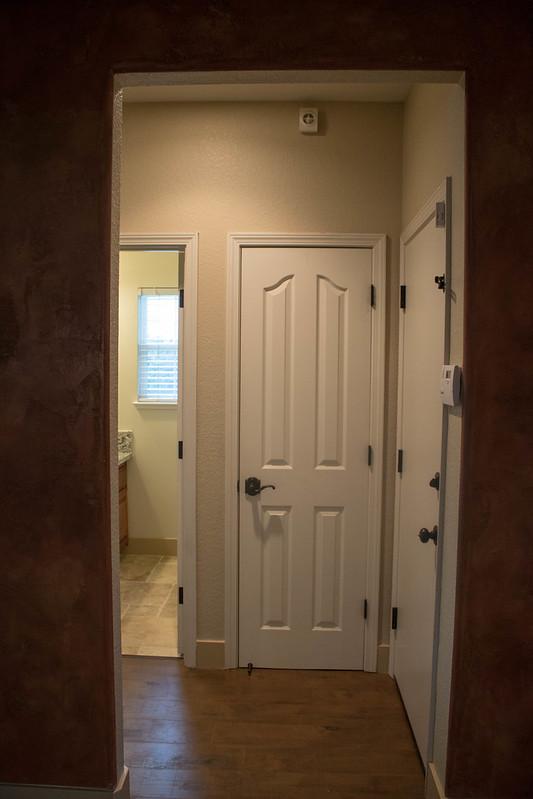 Laundry Room, Powder Room, Closet, Garage