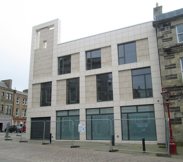 Modern Building, Wick