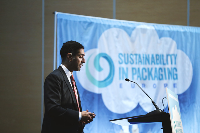 Sustainability in Packaging Europe 2017
