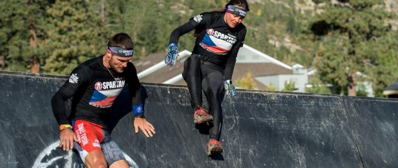 Češi a Slováci vybojovali medaile na MS ve Spartan Race