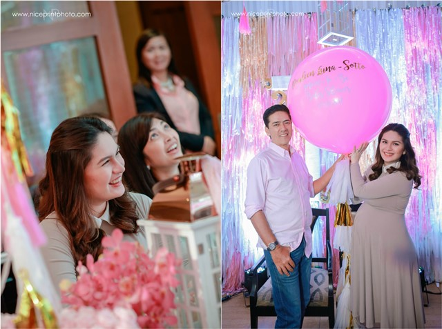 pauleen luna pretty in pink baby shower pauleen lunaA